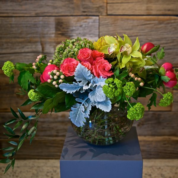 Large Bright Arrangement