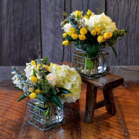 Deluxe Vase Seasonal Cuts