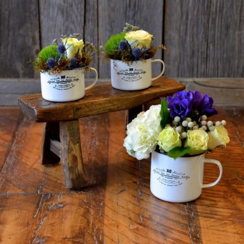 Seasonal Cuts Size Small and Extra Small Specialty Vases