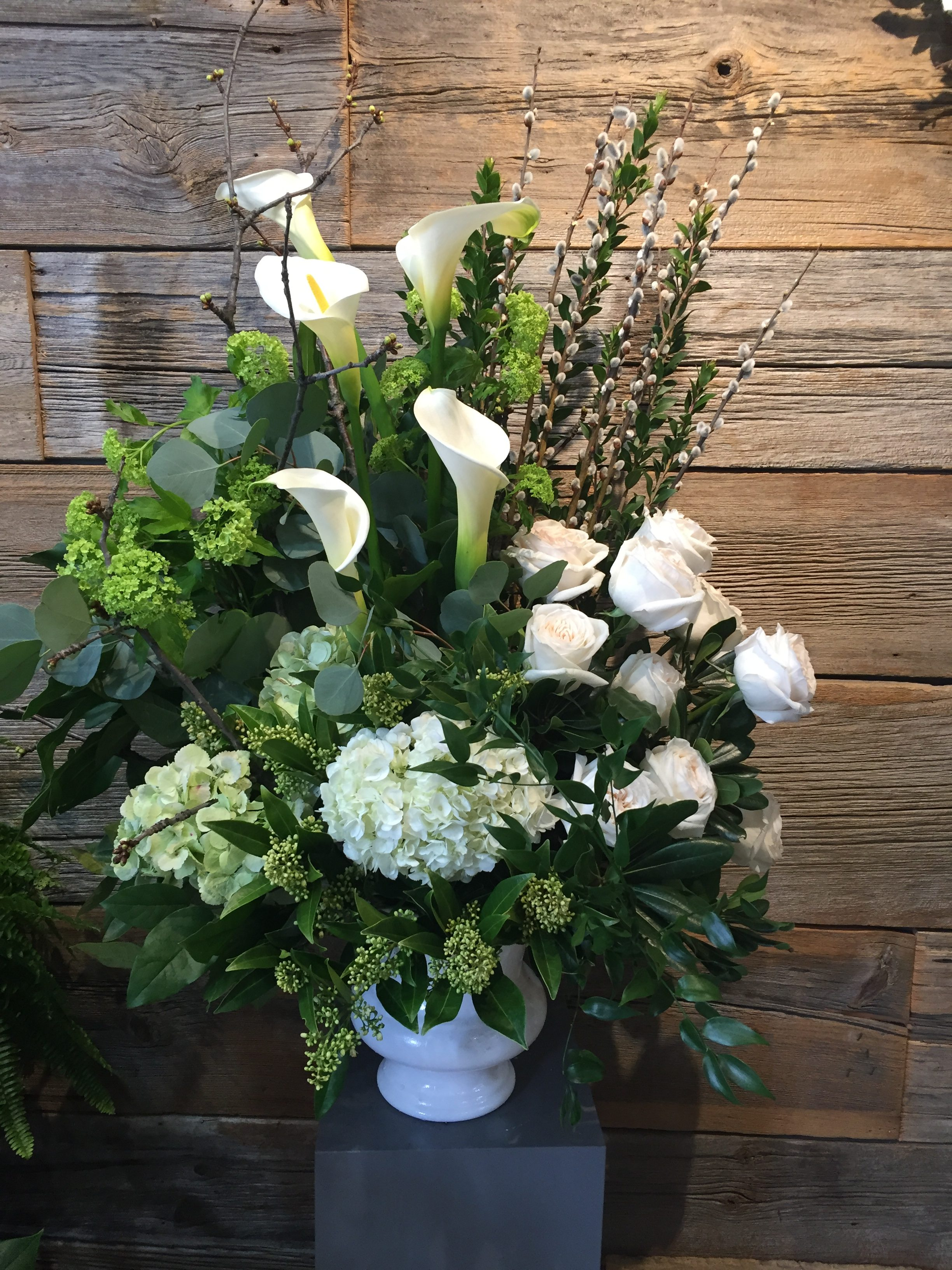 Large Sympathy Flowers