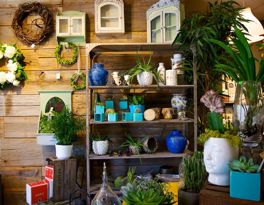 Percy Waters Front Shelves