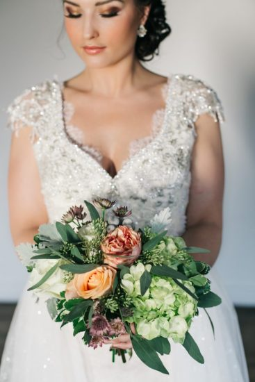 Wedding Bouquet WEBCODE: 5385-01