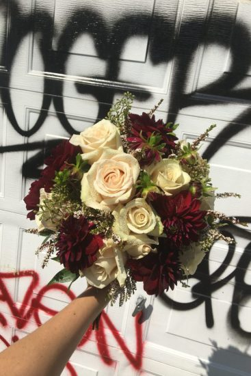 Cool Wedding Bouquet
