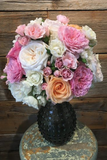 Rose Bowl Bouquet