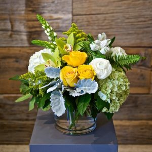 Medium Yellow Arrangement