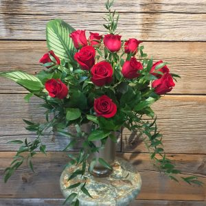 Classic Red Roses 2413-1