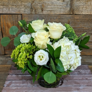 Small White Arrangement