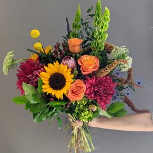 Bountiful Fall Hand-Tied Bouquet