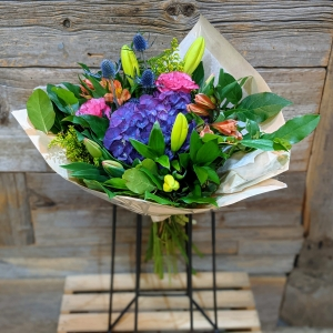 Designers Choice Spring Cut Handtied Bouquet